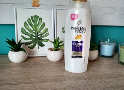 Recenzja - Pantene Pro-V szampon dodający objętości | N. o kosmetykach