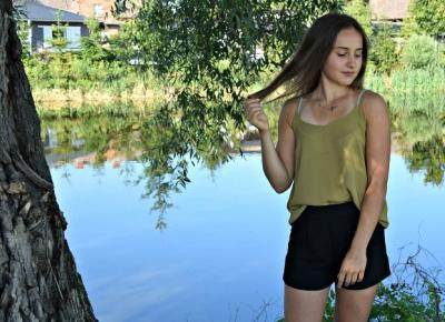 Nati jest fit!: Last day of vacation | ootd