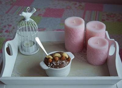 Nati jest fit!: Przepis na wegański krem czekoladowy z tofu