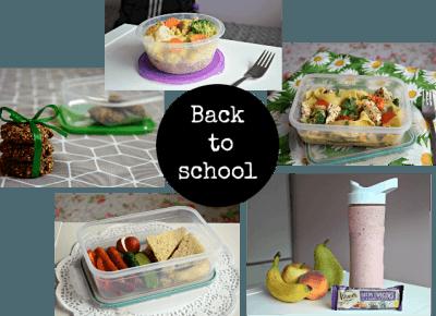 Nati jest fit!: Back to school | 5 pomysłów na luch do szkoły