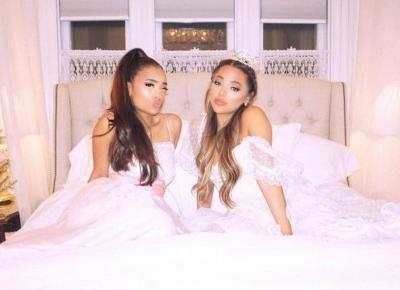 Ariana Grande i jej SOBOWTÓRY