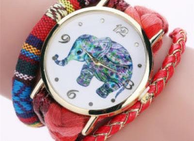 Wyjątkowe zegarki damskie na Aliexpress