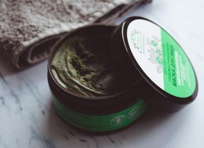 naturalnie pozytywnie: Grudniowy relaks - maseczki oczysczające. Blogmas #2