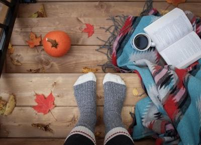 naturalnie pozytywnie: Co robić w październiku? | #blogtober
