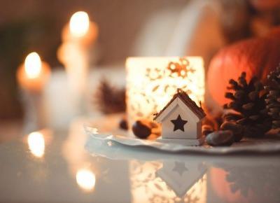 naturalnie pozytywnie: Jak być hygge jesienią?  #blogtober