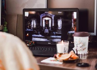 naturalnie pozytywnie: Ulubione filmy świąteczne. Blogmas #5