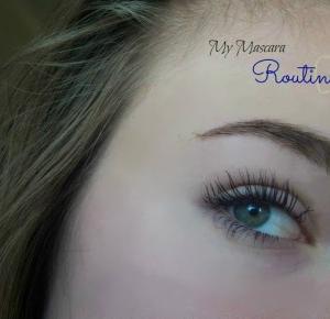 Neciiova: My Mascara Routine   fajny sposób na rzęsy :)