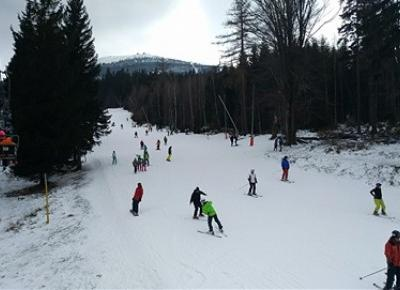 ABC początkowego narciarza. Dlaczego warto jeździć na nartach? | Neoabiturientka