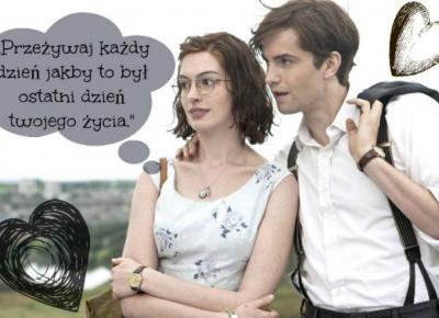 Nieoczywisty melodramat o miłości? ,,One day'' z 2011 roku odkryciem tej jesieni! | Neoabiturientka