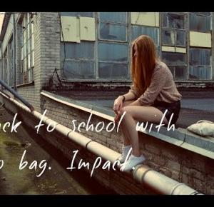 Back to school with eco bag! | Impact.
