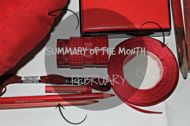 Nicole and Michal's blog: SUMMARY OF THE MONTH - FEBRUARY