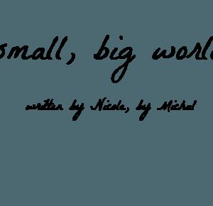 Nicole and Michal's blog: Lata 80. vs współczesność