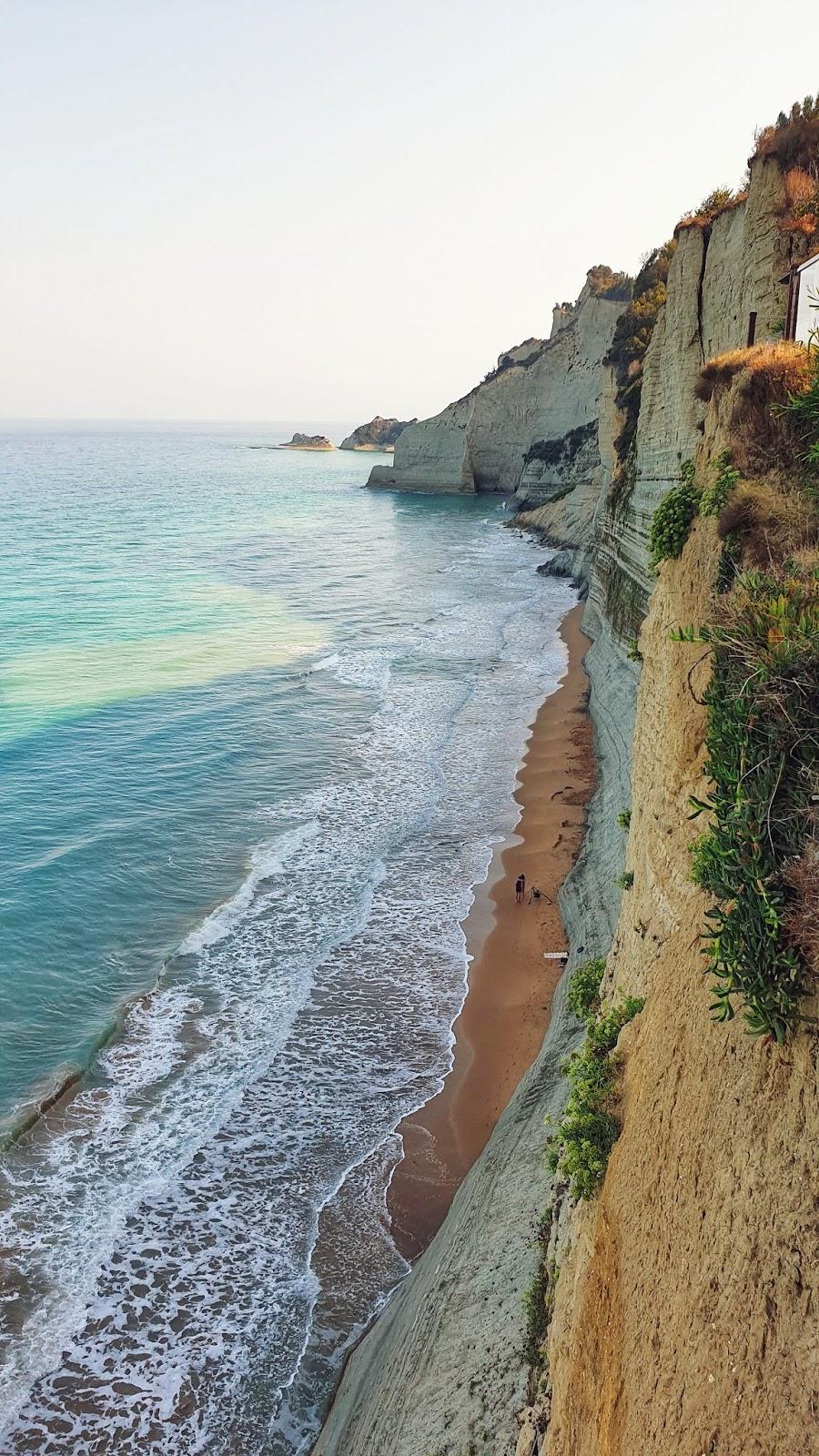 Road trip po północno-zachodnim wybrzeżu Korfu | najpiękniejsze miejsca na Korfu, które warto zobaczyć