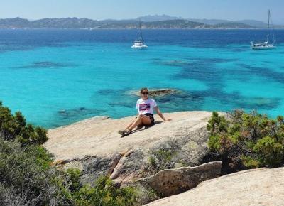 Archipelag La Maddalena - najpiękniejsze miejsce na Sardynii  - Nicole's travel journal - blog podróżniczy, lifestylowy, modowy