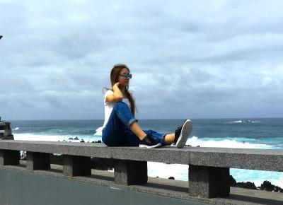Fotorelacja z Porto Moniz na Maderze
