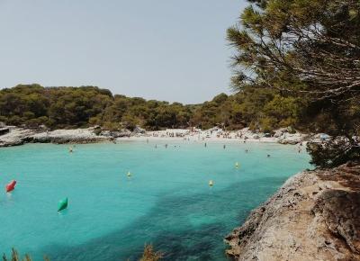 Minorka | piękne plaże i podróżowanie po wyspie samochodem