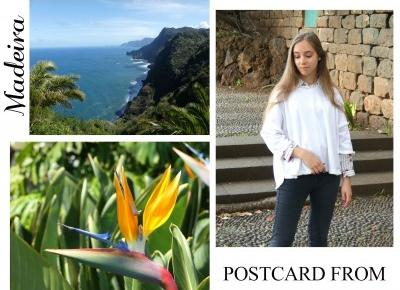 Postcard from Madeira