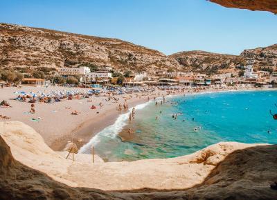 Grecka podróż w czasie - Kreta - najpiękniejsze miejsca