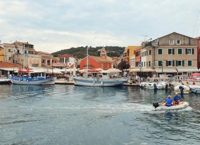 Wycieczka na Paxos i Antipaxos z Korfu | moja opinia - Nicole's travel journal - blog podróżniczy