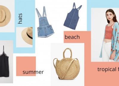 Moodboard | summer (nowy adres bloga)