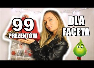 99 SZYBKICH PREZENTÓW DLA NIEGO NA KAŻDĄ KIESZEŃ!