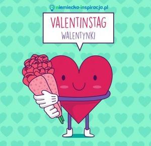 Valentinstag - Walentynki | niemiecka-inspiracja.pl