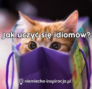 Jak uczyć się idiomów - niemiecka-inspiracja.pl
