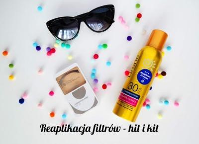 Reaplikacja filtrów UV - hit i kit