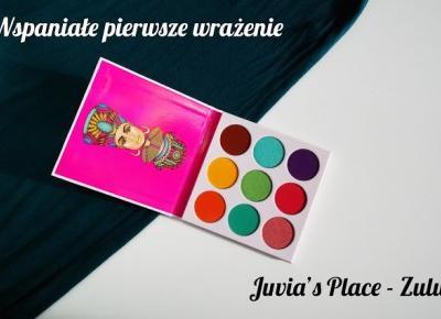 Paleta Juvias Place Zulu - czy warto?