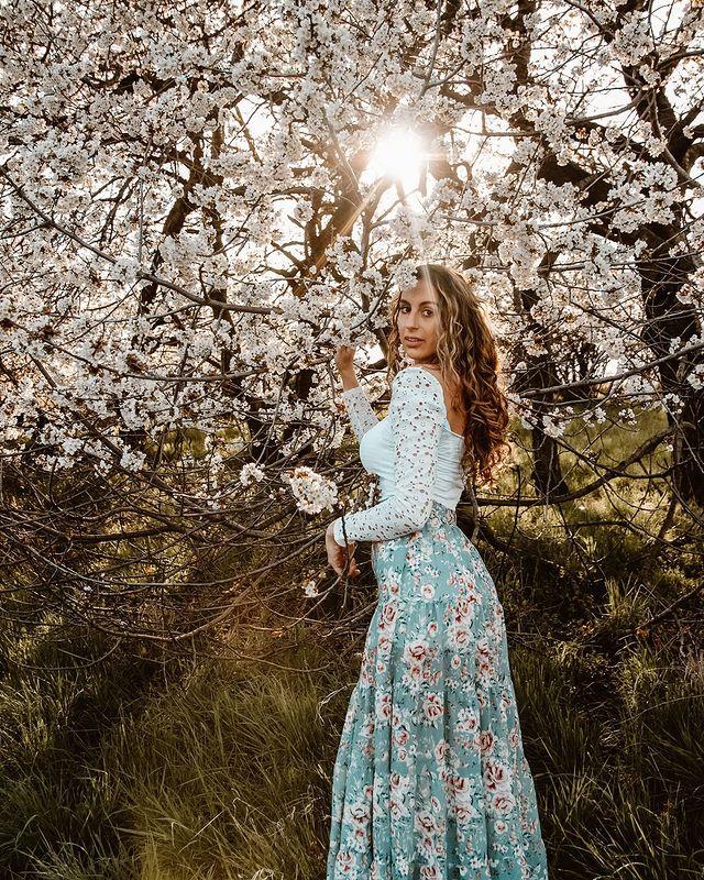 Trend: Floral - kwiatowe motywy | Wiosenne stylizacje