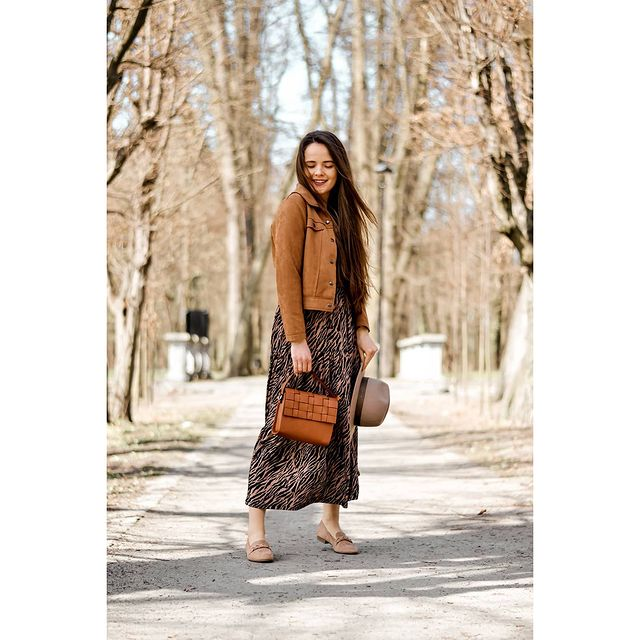 Trend: Midi- wiosenne sukienki