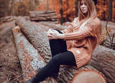 Jesienny outfit 🤎🍂