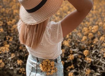 Letni outfit - inspiracja ☀️❤️