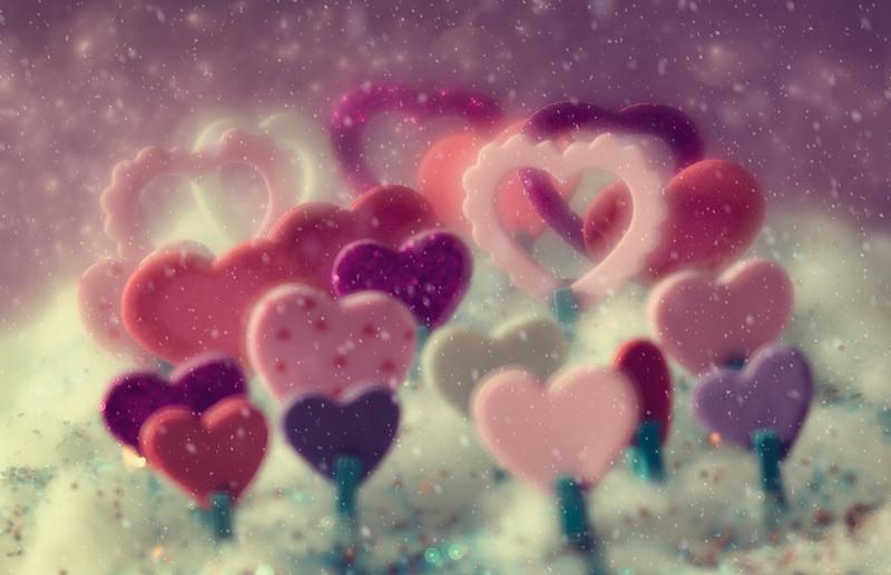 NOLENKA-BLOG: Jak obchodzę Walentynki?