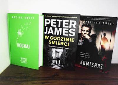 NOLENKA-BLOG: Nowe łupy książkowe