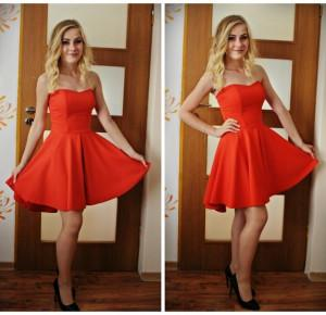 Nozi Blog: RED DRESS