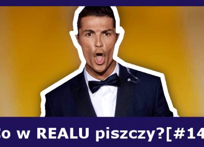 O BOSKI REALU: Kolejny finał ~ GRANADA CF vs REAL MADRYT