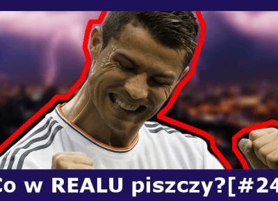 O BOSKI REALU: REAL MADRYT KRĘCI SIĘ WOKÓŁ CRISTIANO RONALDO ~ prawdziwa historia!      [cz.2/2]
