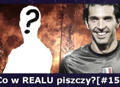 Zasłużył, ale czy zagra? ~ REAL MADRYT vs JUVENTUS FC | finał Ligi Mistrzów