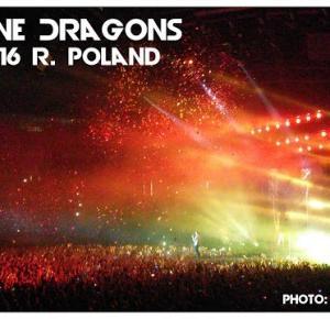 Grayhall's Imagination: Koncert Imagine Dragons w Polsce