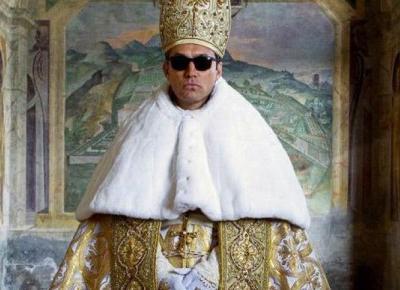 Cierpienia Młodego Papieża - recenzja Oh My Blog