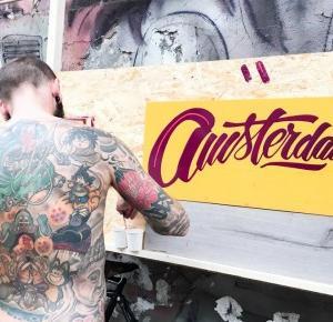 Typografia jest piękna! Letterheads 2016 - DaysandPlaces.pl