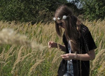 Hippie || Styl, który uwielbiam - Wstała