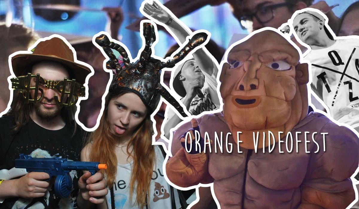 Orange VideoFest 2016 • Ola Brzeska