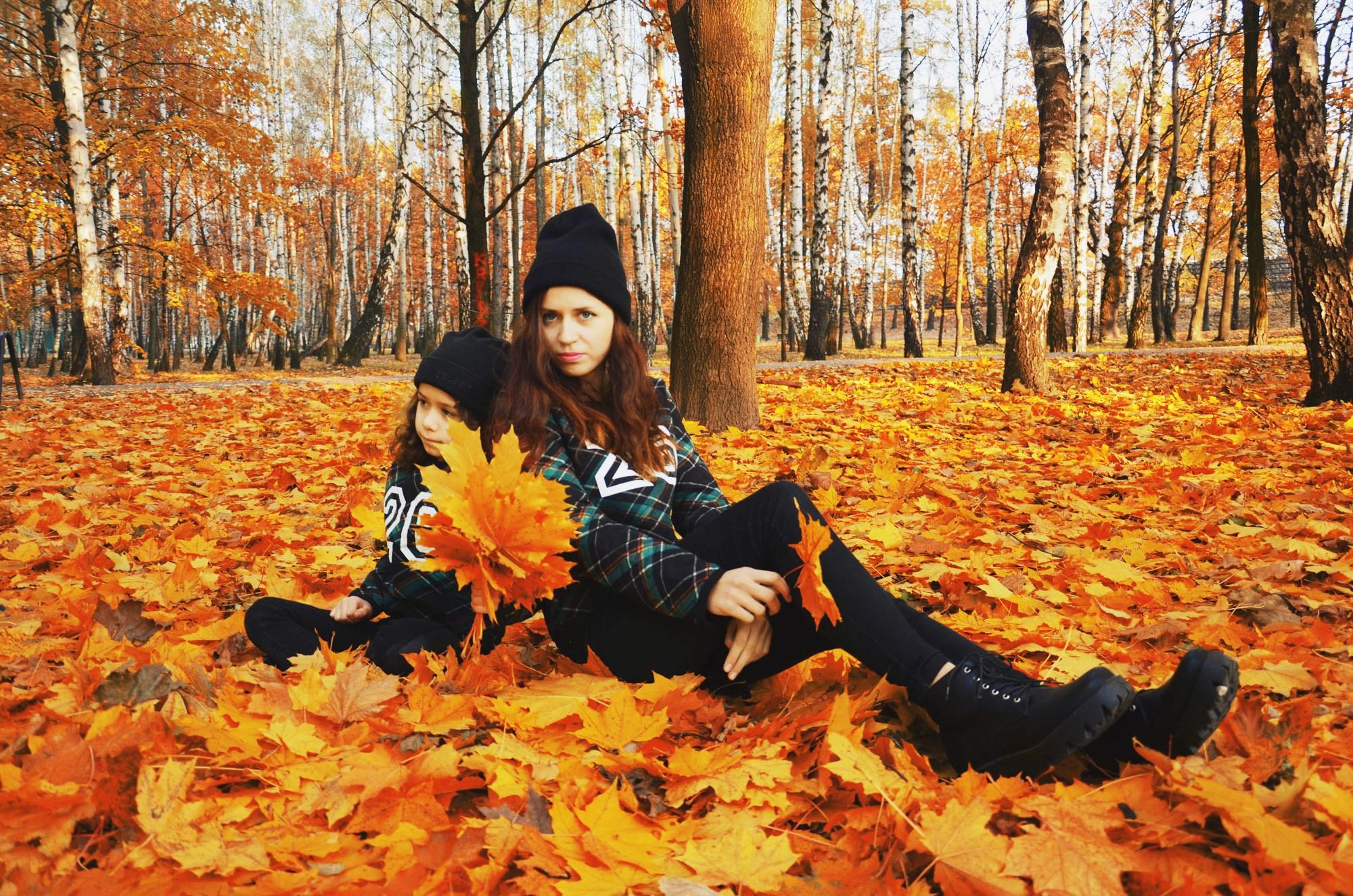 Fallen leaves | Ola Brzeska