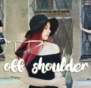 OOTD: Off shoulder • Ola Brzeska