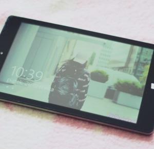 Tablet z Windowsem czy z Androidem? – Ola Brzeska