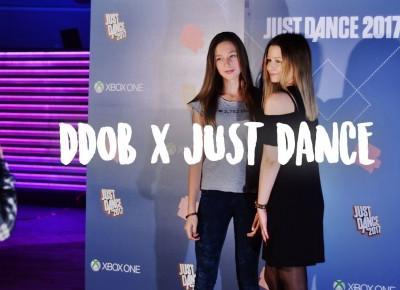DDOB x Just Dance. Meet-up blogerów i youtuberów • Ola Brzeska