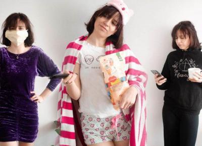 5 domowych outfitów na każdą okazję • Ola Brzeska