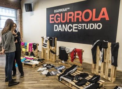 Nowa kolekcja Egurrola Store - ubrania do tańca, sportowe